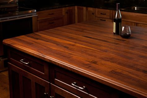 Butcher Block Countertops Island by 1 1 2 Thick Island Tops