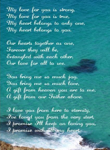 poems for my husband 8 best images about poems on