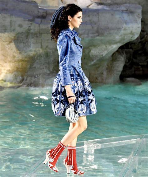 Vogue Celebrates Turning 90 by Fendi Celebrates Its 90th Anniversary With Fashion Show