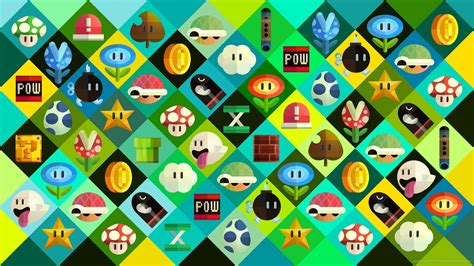 super colorful free super mario wallpapers download pixelstalk net