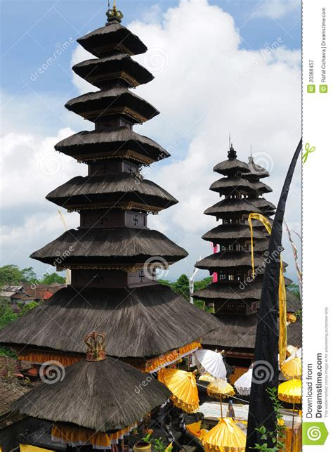 grand design hindu indonesia indonesia bali architecture royalty free stock