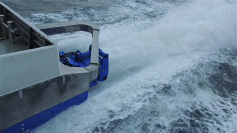 catamaran jet engine one if by air two if by sea how the jet engine that