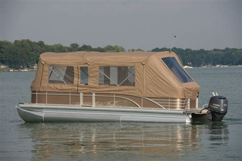 bennington pontoon boat enclosures bennington full cer enclosure quot life isn t about