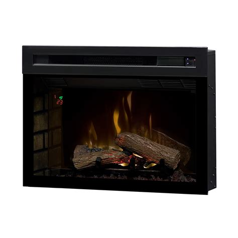 Electric Fireplace Insert Dimplex 33 In Multi Xd In Electric Fireplace Insert Pf3033hl