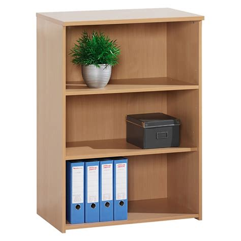 Maple Bookcase by Maple Bookcase With 2 Shelves 1090mm Choice Of Colours