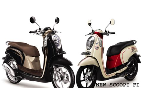 Sporty Terbaru 1 new scoopy fi sporty and stylist the new autocar