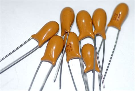 capacitor polarity tantalum tantalum capacitors wiki images