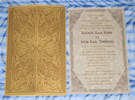 Unique Celtic Wedding Invitations by Celtic Knot Invitations Tags 10 Facts Everyone Should