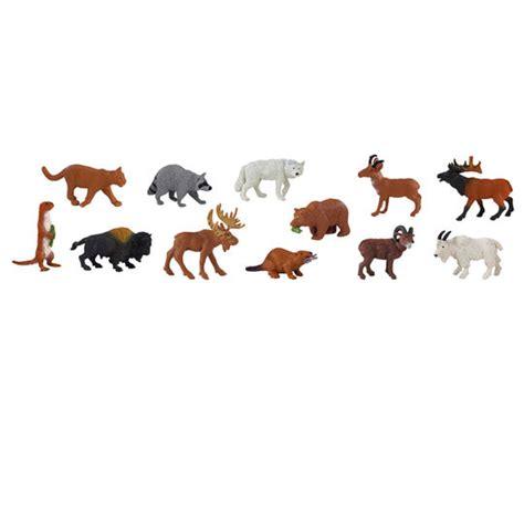 Safari Ltd Toobs safari ltd 174 toobs 174 american wildlife