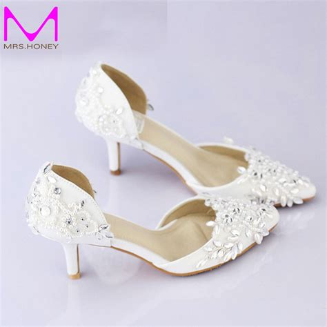 Where To Get Bridal Shoes by Get Cheap Cheap Bridal Shoes Aliexpress