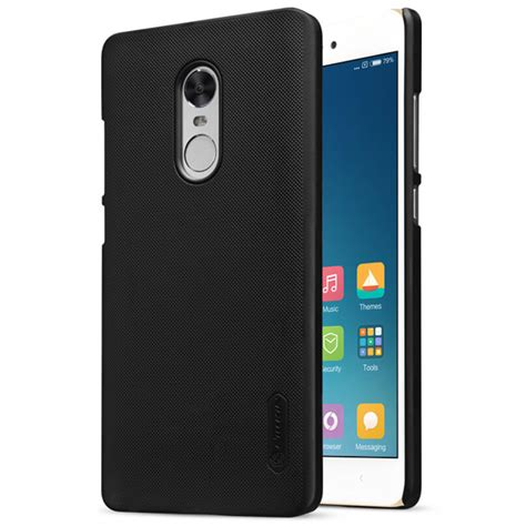 Nillkin Forsted Shield Hardcase For Xiomi Redmi Note 4 Nillkin Frosted Shield For Xiaomi Redmi