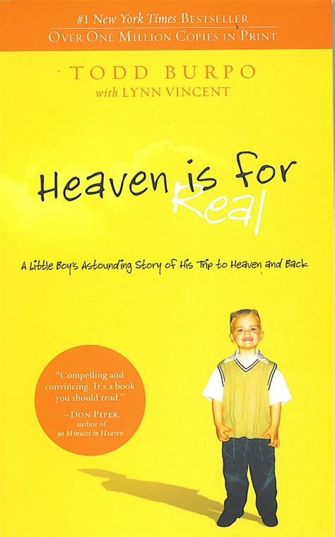 heaven is for real picture book heaven is for real book review by david wen