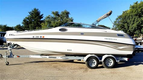 crownline boats for sale near me crownline 239 db boats for sale