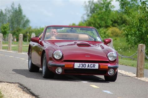 tvr review tvr griffith car reviews tvr griffith 1992 2001 used car