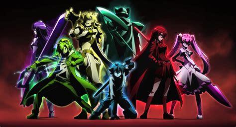 wallpaper anime akame ga kill akame ga kill comes to adult swim anime power