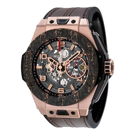 hublot big king gold carbon limited edition