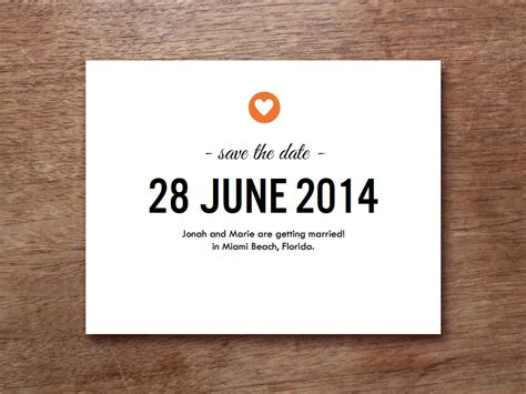 save the date cards template printable save the date card save the date template