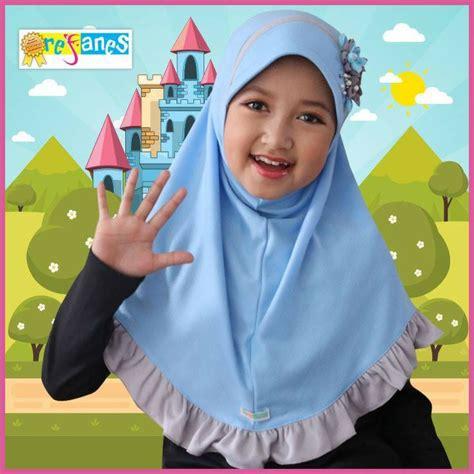 Distributor Jilbab Anak Distributor Refanes 081392864664
