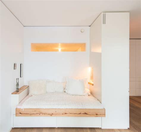 böhmisches schlafzimmer schlafnische mit fenstern modern schlafzimmer other