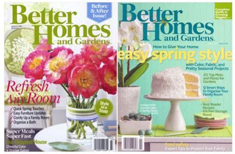 better home magazine better home and gardens magazine free better homes