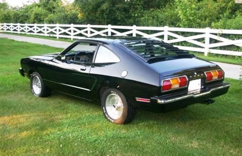 ford mustang 1976 1976 ford mustang hatchback sale