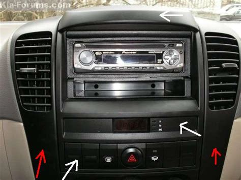 2004 kia sorento radio wiring wiring diagram manual