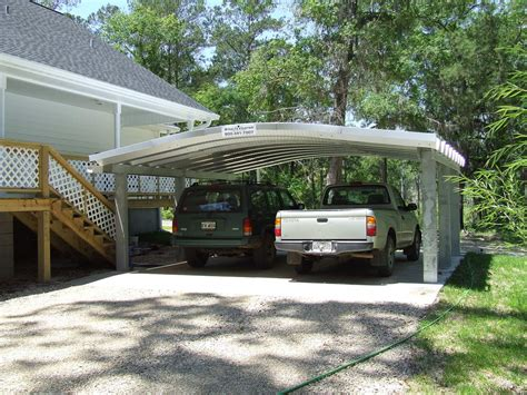 Dimensions Of A Three Car Garage by Carport 2 Voitures Choix Et Prix Ooreka