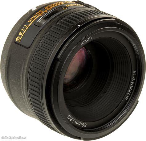 Lensa Nikkor Af S 50mm F 1 8g nikon af s 50mm f 1 8 g