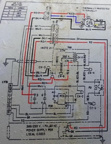 trane xl1200 heat wiring diagram wiring diagram and