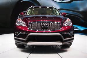What Country Is Infiniti From 2016 Infiniti Fx Ii Pictures Information And Specs
