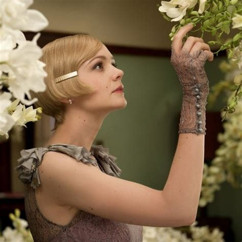 gatsby hair party daisy buchanan back of the bob gatsby hair growing