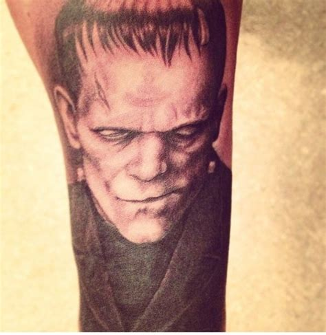 frankenstein tattoo frankenstein tattoos