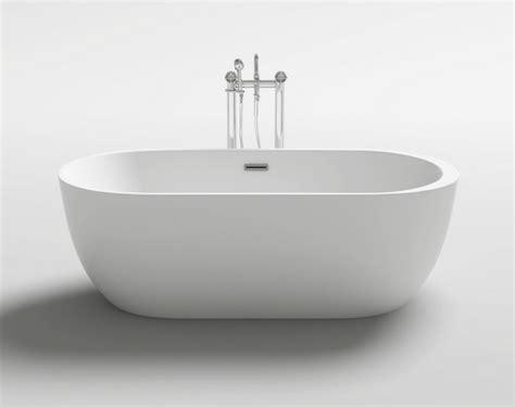 vasca da bagno ovale prezzi vasca da bagno ovale freestanding 170x80 o 180x90 stile