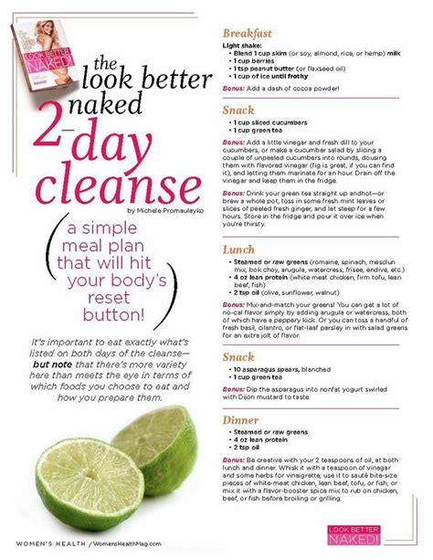 Easy Detox Meals detox diet health
