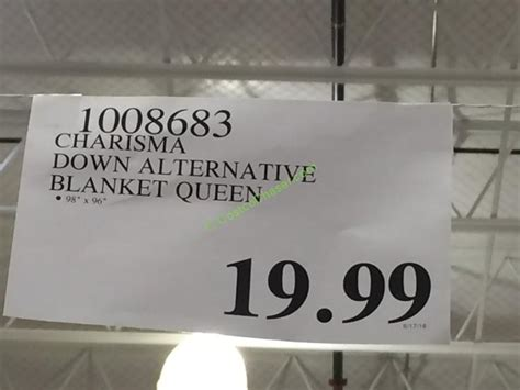 charisma  alternative blanket queen costcochaser