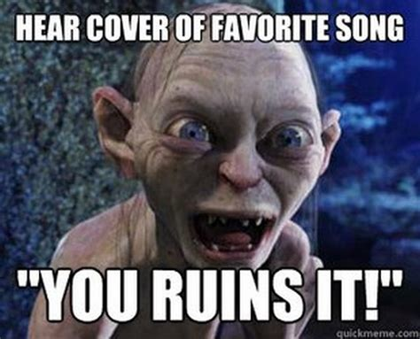 Lotr Memes - gollum lord of the rings quotes quotesgram
