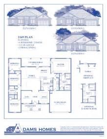 adams homes 3000 floor plan