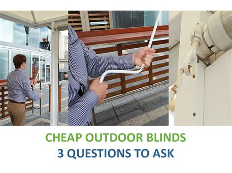 Discount Outdoor Blinds cheap outdoor blinds