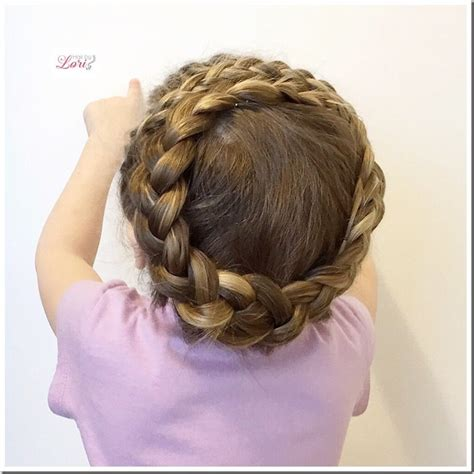 cute hairstyles for xmas 20 easy christmas hairstyles for little girls