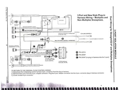 Boss Plow Wiring Harness Intructions Wiring Diagram