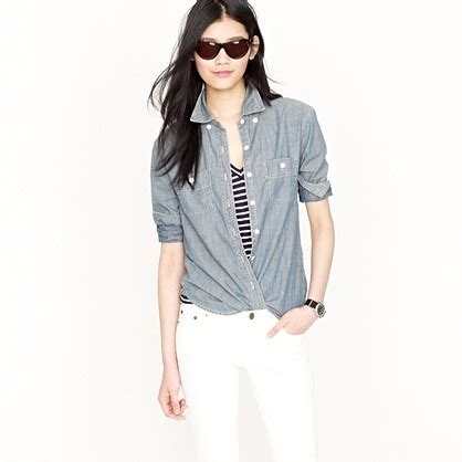 Adrianne Embro Shirt B L F 15 best my closet images on jcrew j crew and