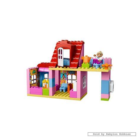 lego duplo haus 10505 duplo play house by lego 10505 ebay