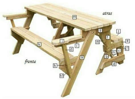 banco que vira mesa projeto projeto banco vira mesa de madeira fa 231 a voc 234 mesmo