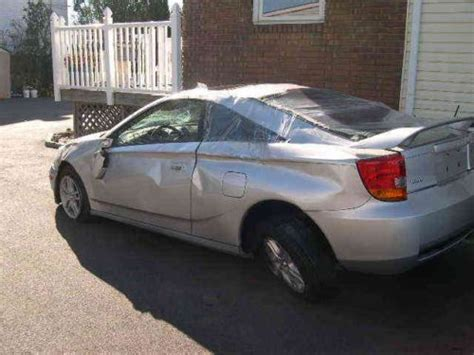 2000 Toyota Celica Gts Parts Sell Used 2000 Toyota Celica Gt 5 Speed 62000 Original