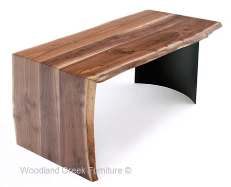 wood desk modern wood desk live edge wood desk slab desk