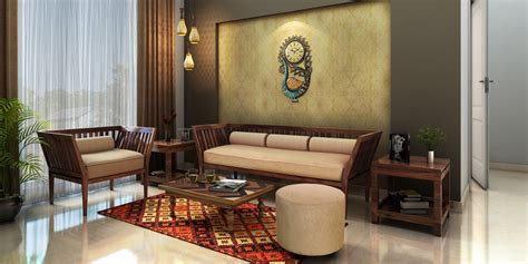 indian ethnic living room designs  traditional