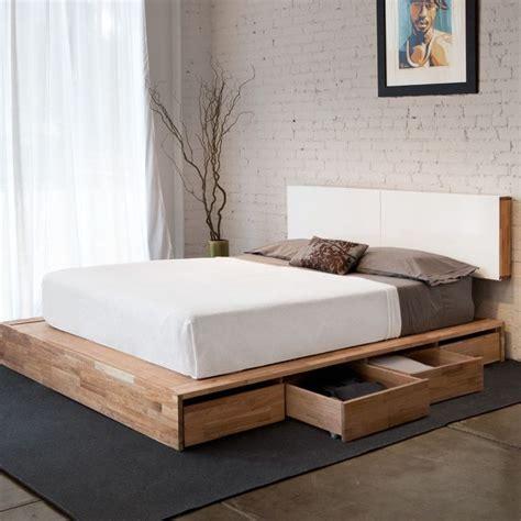 cama full form 25 best ideas about platform bed storage on pinterest