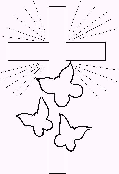 free coloring pages religious easter coloring pages