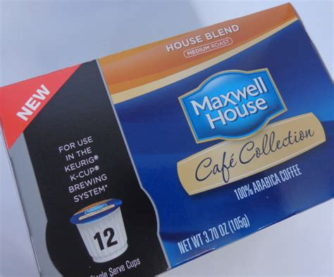 Maxwell House K Cups by New Maxwell House Cafe Collection For Keurig Highest Self