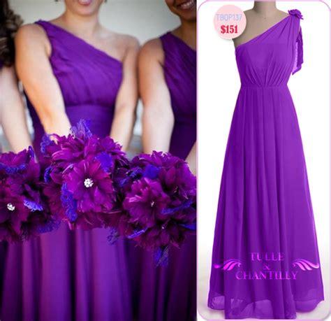 fabulous versatile purple bridesmaid dresses for summer weddings tulle chantilly wedding